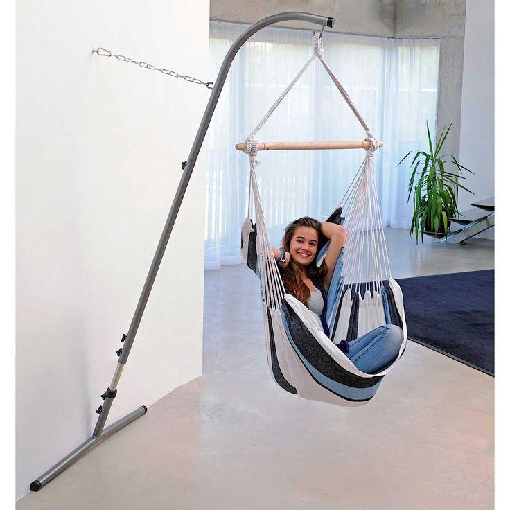 Hangstoelset Palmera Marine [AZ1017-230] - €139.00 : Rainbow Hangmatten en Hangstoelen, Online kopen hangmat en hangstoel 2016, babyhangmatten, klamboe, muskietennet