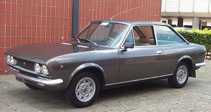 Fiat 124 Coupé 1972 - Fiat 124 Coupé - Wikipedia, the free encyclopedia