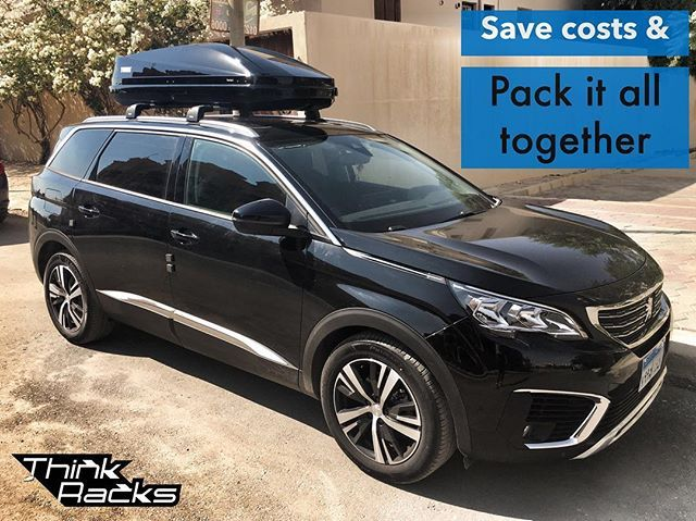 Now You Can Travel With 7 People And Luggage Thule Think Racks Yourhomeonthego Peugeot 5008 Peugeotegypt Peugeot5008 Peugeot Egypt Peugeot Thule Car