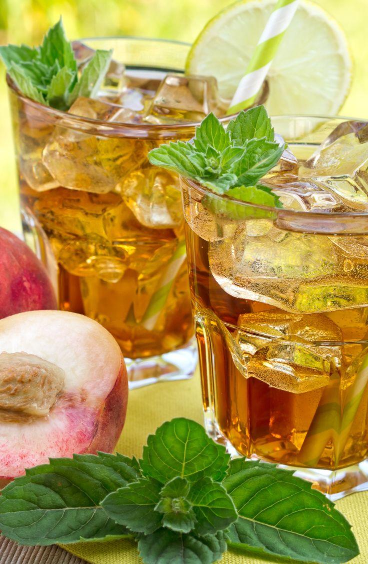 Iced Green Tea with Lemon Myrtle | Farmhouse Direct