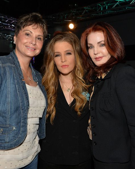 Lisa Marie Presley Photos - 14th Annual Americana Music Festival & Conference - Festival - Day 3 - Zimbio