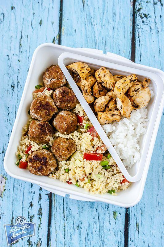 Make bento, not war! # 30: Bento z kuchnią arabską | Filozofia Smaku