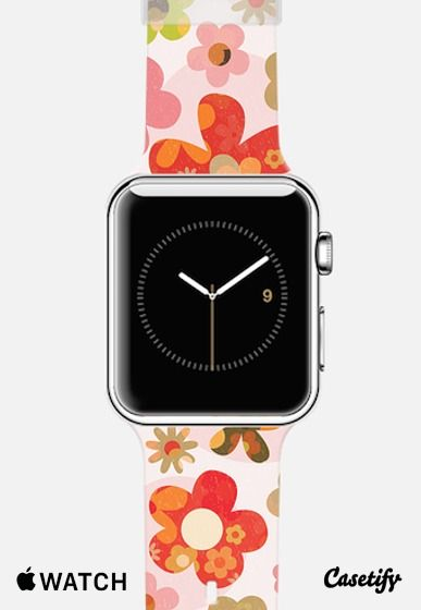 Check out Apple watch bands by Daisy Beatrice at Casetify! Get $10 off your first purchase using code: 6WGT9I