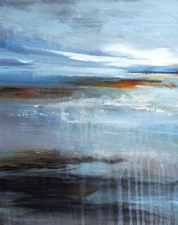 Illuminated Horizon By Jurate Phillips