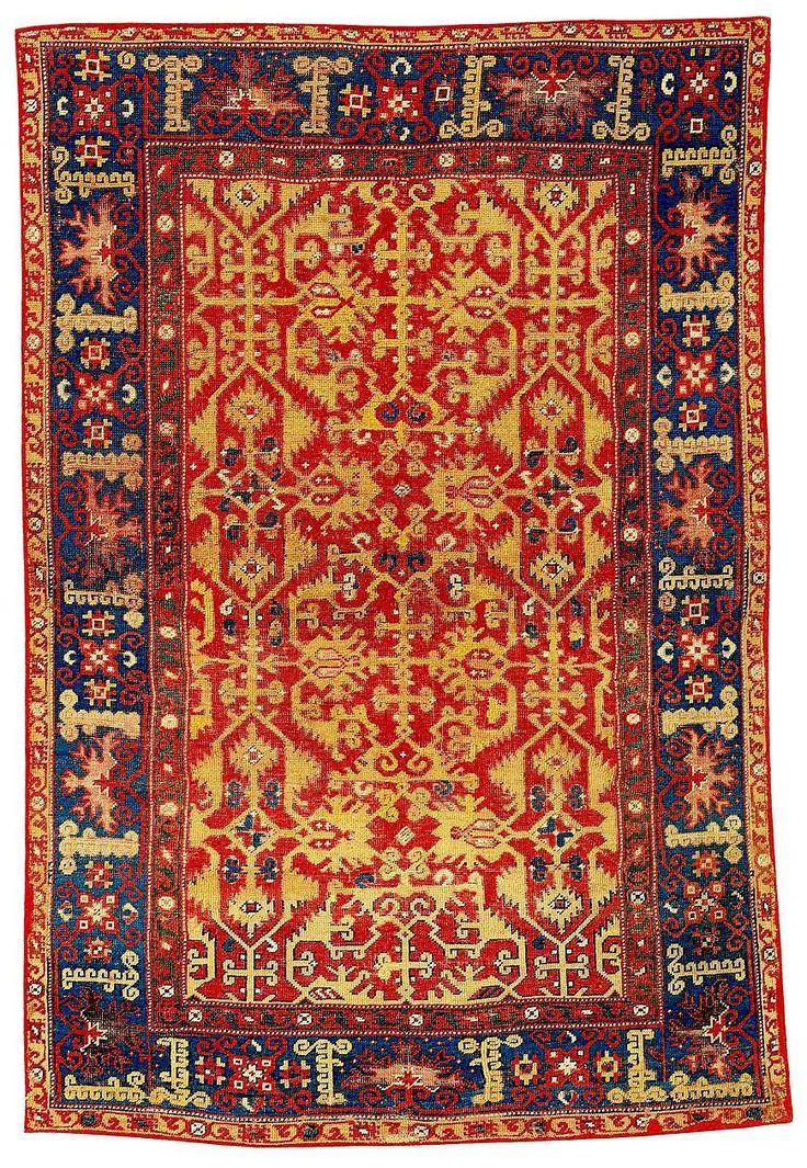Oriental Carpets Antique Oushak Rugs Ushak Lotto Rug
