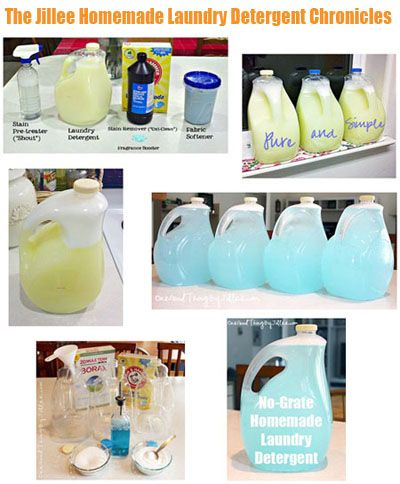 how to make dry laundry soap