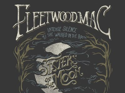 Fleetwood Mac by katie campbell