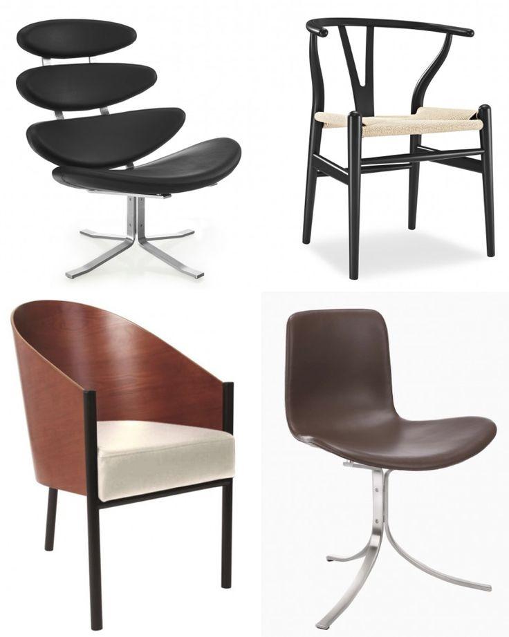 Franciskas Vakre Verden: Ny stor giveaway - vinn 2 flotte designstoler!