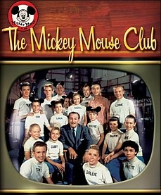The Mickey Mouse Club - the original with Walt Disney himself and a cast of young stars.