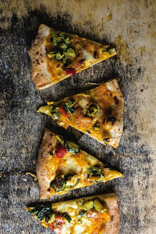 Pizza del Papa (Butternut Squash and Smoked Mozzarella Pizza) Recipe - Saveur.com