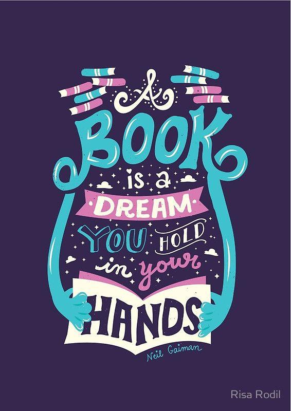 Book is a dream