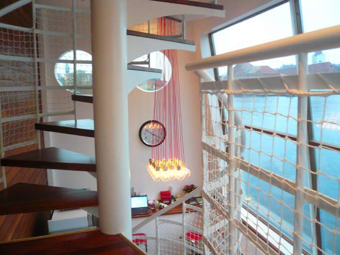 COPENHAGEN  Hotel CPH LIVING - The floating Hotel in Copenhagen's Harbour  CHF 165 / Nacht