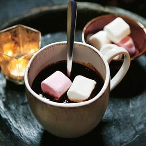 Funky hot chocolate