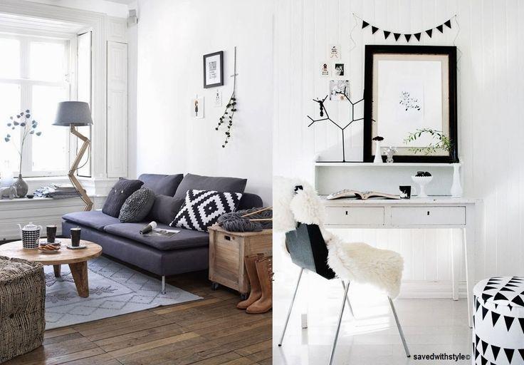 Scandinavische woonstijl idee n voor huis en tuin for Interieur ideeen jongenskamer