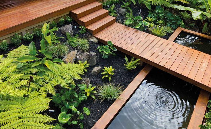 1000 ideas about wooden walkways on pinterest walkways pathways and backyard walkway. Black Bedroom Furniture Sets. Home Design Ideas