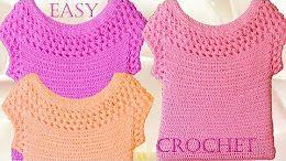 crochet - YouTube