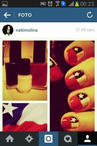 Chilean nails