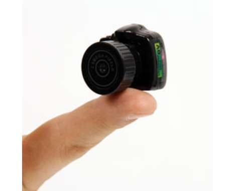 60 Spy-Worthy Gadgets - From Miniscule Motion Detectors to Teddy Bear Traitors