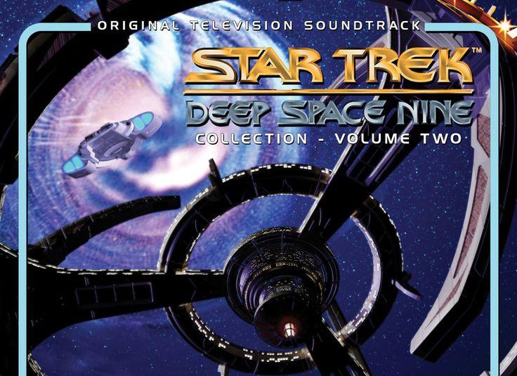 La-La Land Announces STAR TREK: DEEP SPACE NINE Vol. 2 Soundtrack
