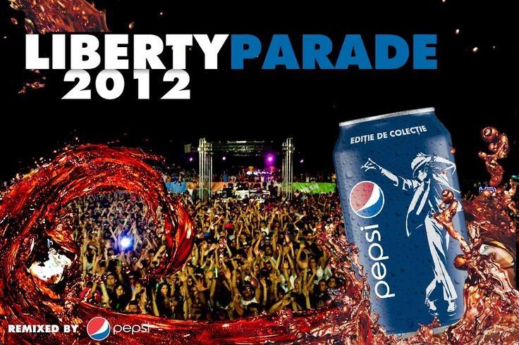 Experienta Liberty Parade!