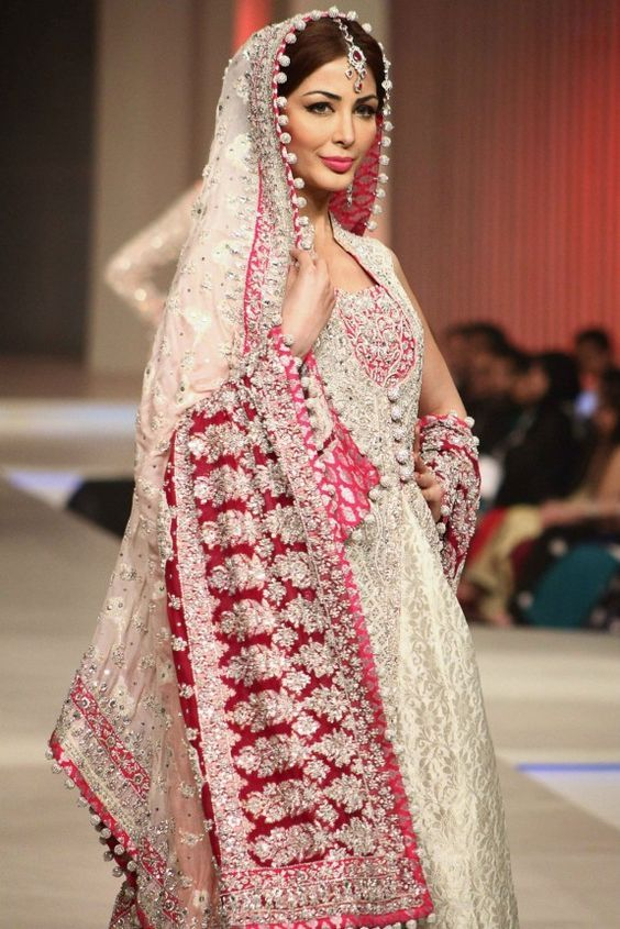 Article from The Big Fat Indian Wedding® Punjab Singh Pakistan's Bridal Couture Week sponsored by Pantene is a pomp and circumstance affair showcasing the best of the country's fashion.