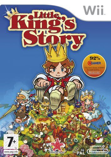Buy Little Kings Story Nintendo Wii From 2 38 Compare Today S