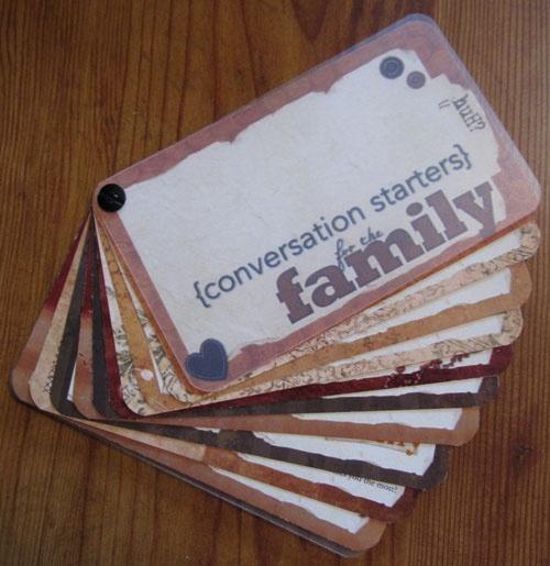 Family Reunion Ideas - Conversation Starters. #FamilyTime #RumbaMeats