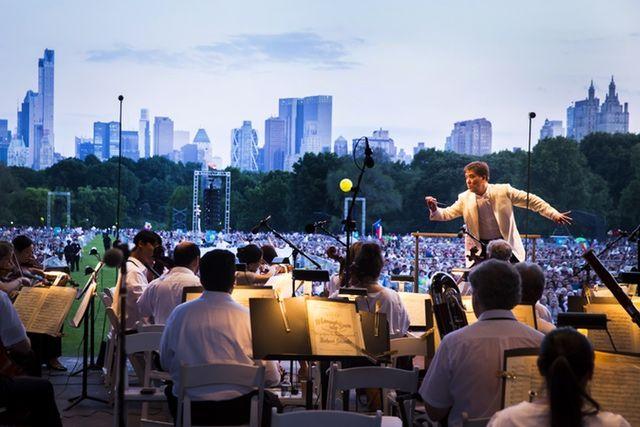 NY Philharmonic Announces Free Park Concerts In June: Gothamist