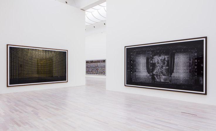Andreas Gursky | exhibitions - solo exhibitions - Andreas Gursky - nicht abstrakt, Kunstsammlung Nordrhein-Westfalen, K20, Germany, 2016