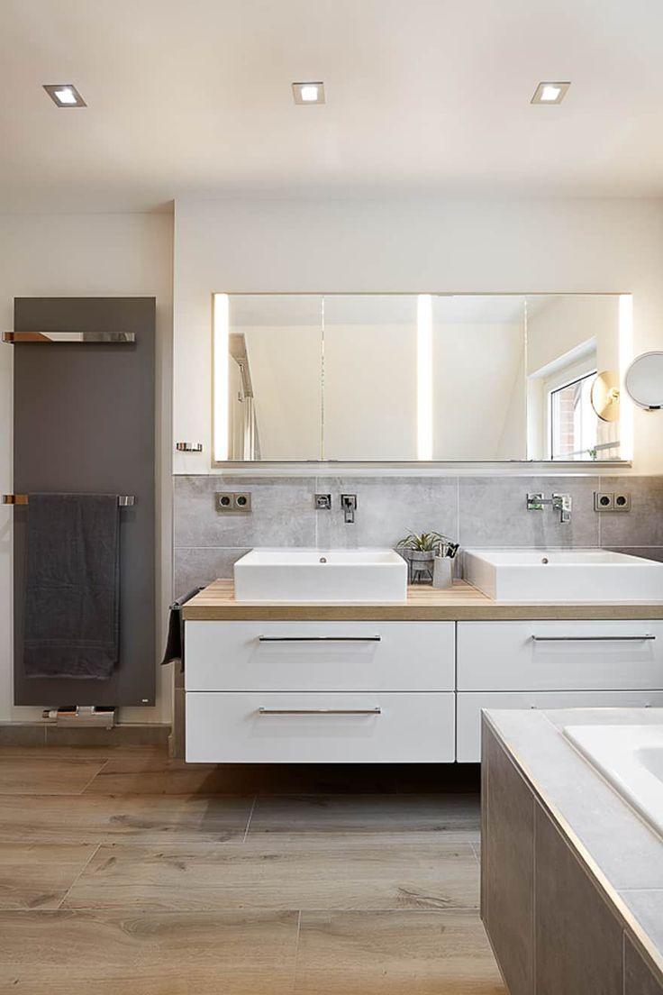 Badezimmer Ideen Design Und Bilder Mit Bildern Modernes