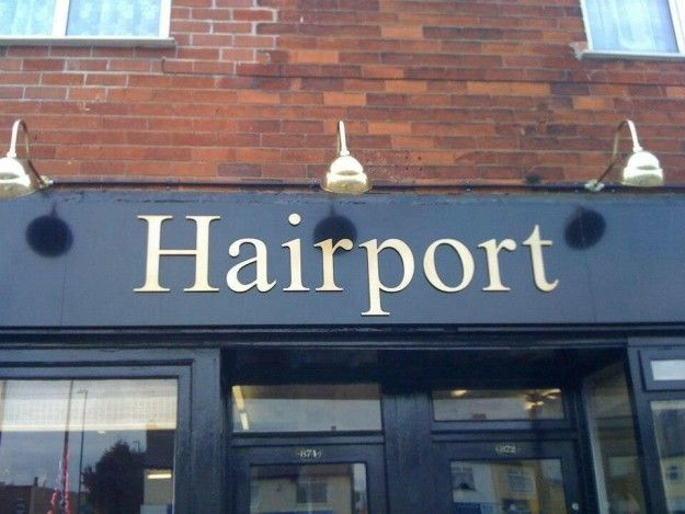 Seriously what is this trend? | 19 Amazingly Punny Salon Names