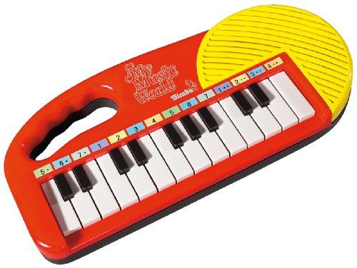Simba 6837469 My Music World Mini Keyboard Simba http://www.amazon.in/dp/B002WTQK7O/ref=cm_sw_r_pi_dp_CNvDwb135W9EA