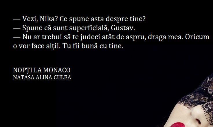 Nopți la Monaco (citat, fragment din carte) Natașa Alina Culea
