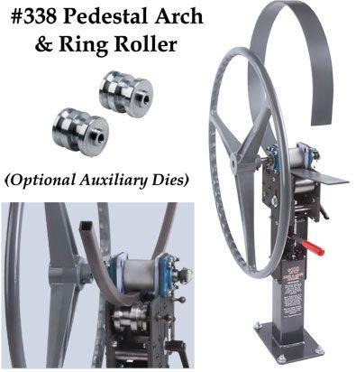 338 Pedestal Ring Roller