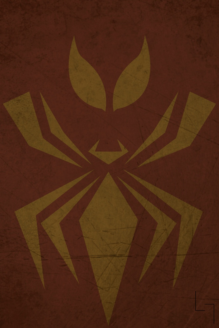 Iron Spider Logo