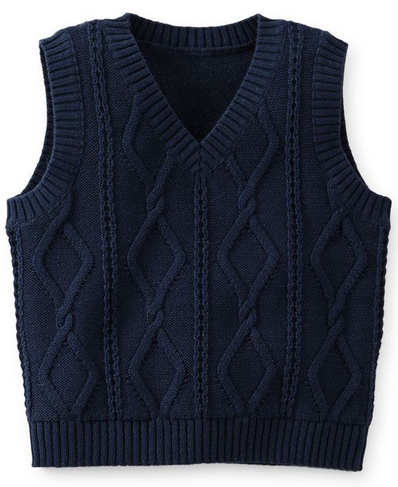 knitted men's jumper ✿⊱╮