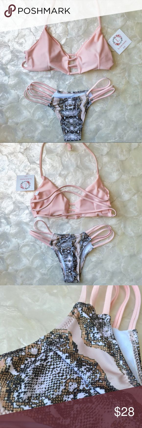 Flash Sale!! 🔥NWT🌸 Bikini Set - Small NWT🌸 Bikini set ...