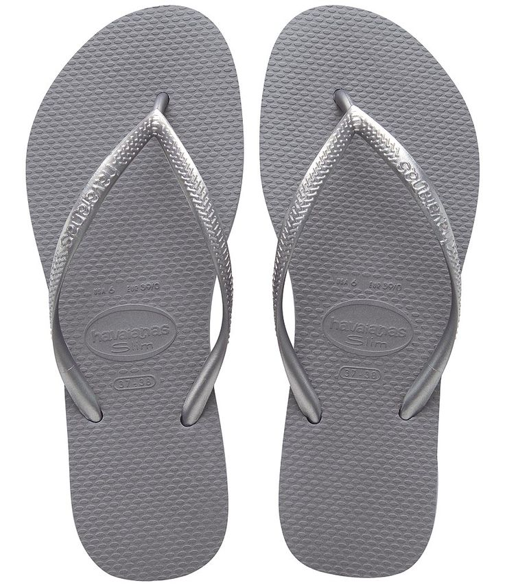 Shop for Havaianas Slim Flip Flops at Dillards.com. Visit Dillards.com to find clothing, accessories, shoes, cosmetics & more. The Style of Your Life.