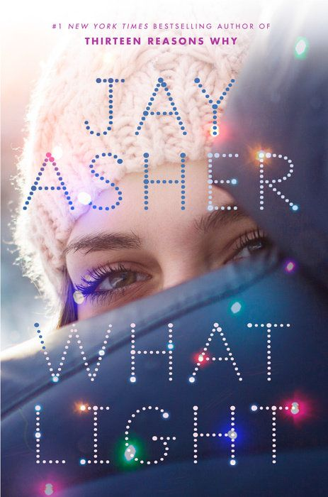 I really want to read this one. C'mon October!!!   What Light – Jay Asher https://www.goodreads.com/book/show/29093326-what-light
