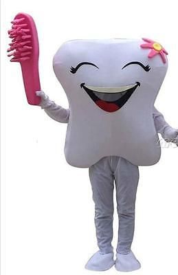 Tooth Costume