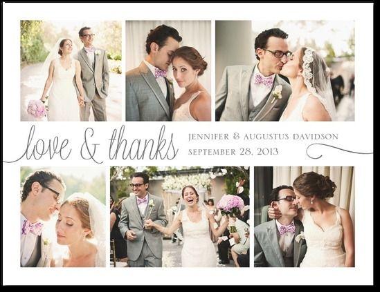 Best 25+ Wedding thank you postcards ideas on Pinterest | Wedding ...