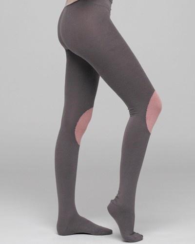 kneepad tights