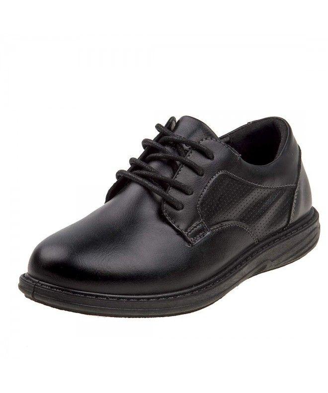 Boys Lace Up Casual Dress Shoe (Little