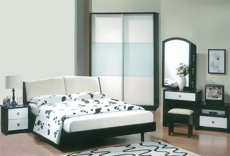 The Penelope Bedroom Set Description: Specially designed, sleek and classy, the Penelope bedroom set was design to its finest lines. Keeping it simple and neat with clean lines, it consists of a 2 sliding door wardrobe.