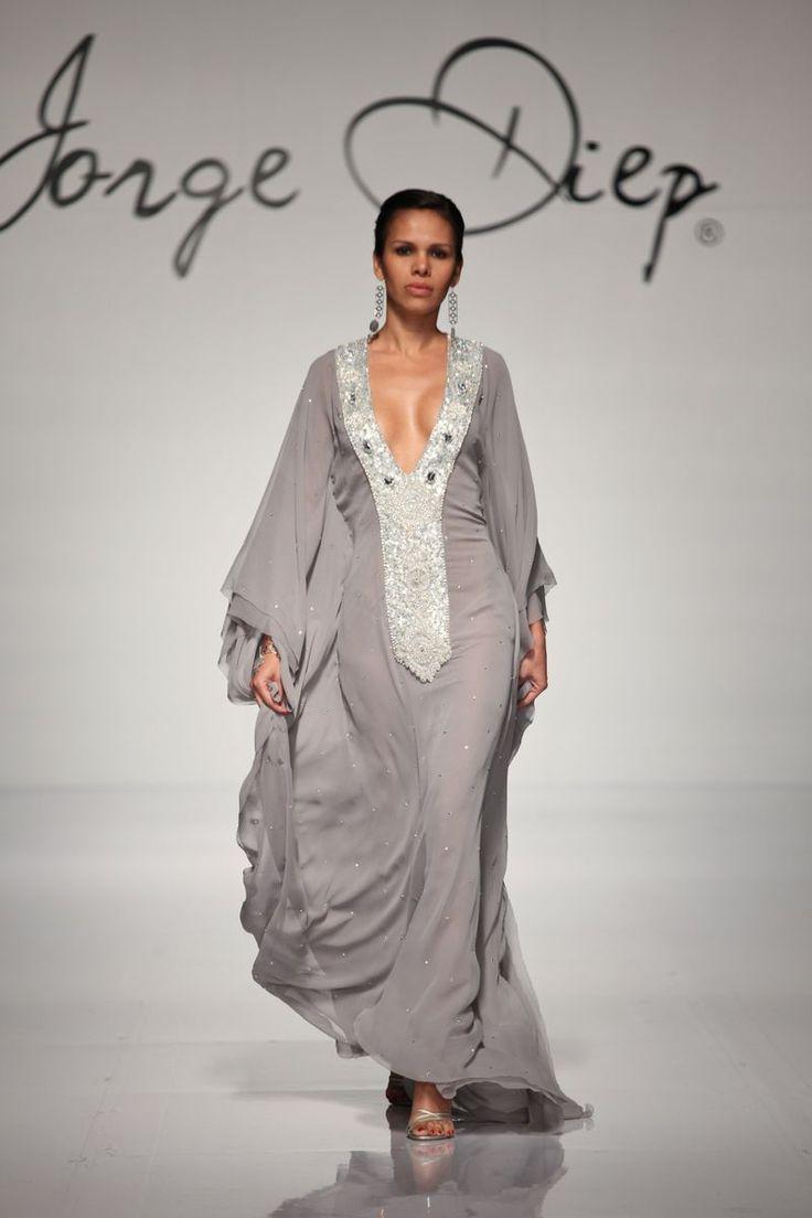 AL Laylat Couture, USA: Abaya and Caftan by Marisu Miranda Tampa, FL