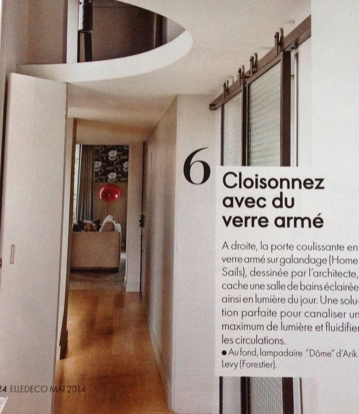 porte coulissante en verre arm salles de bain pinterest. Black Bedroom Furniture Sets. Home Design Ideas