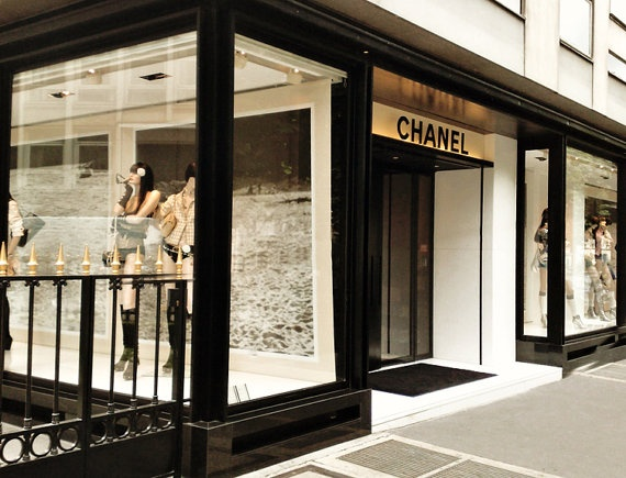 Chanel, Paris. if I had a life savings, this is where it would go