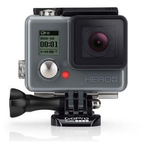 [PONTOFRIO]Câmera Digital e Filmadora GoPro Hero Plus CHDHC-101-LA Chumbo
