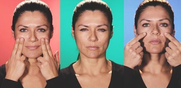 Ginástica facial previne rugas, flacidez e não custa nada! Aprenda a fazer - 06/07/2017 - UOL Estilo de vida