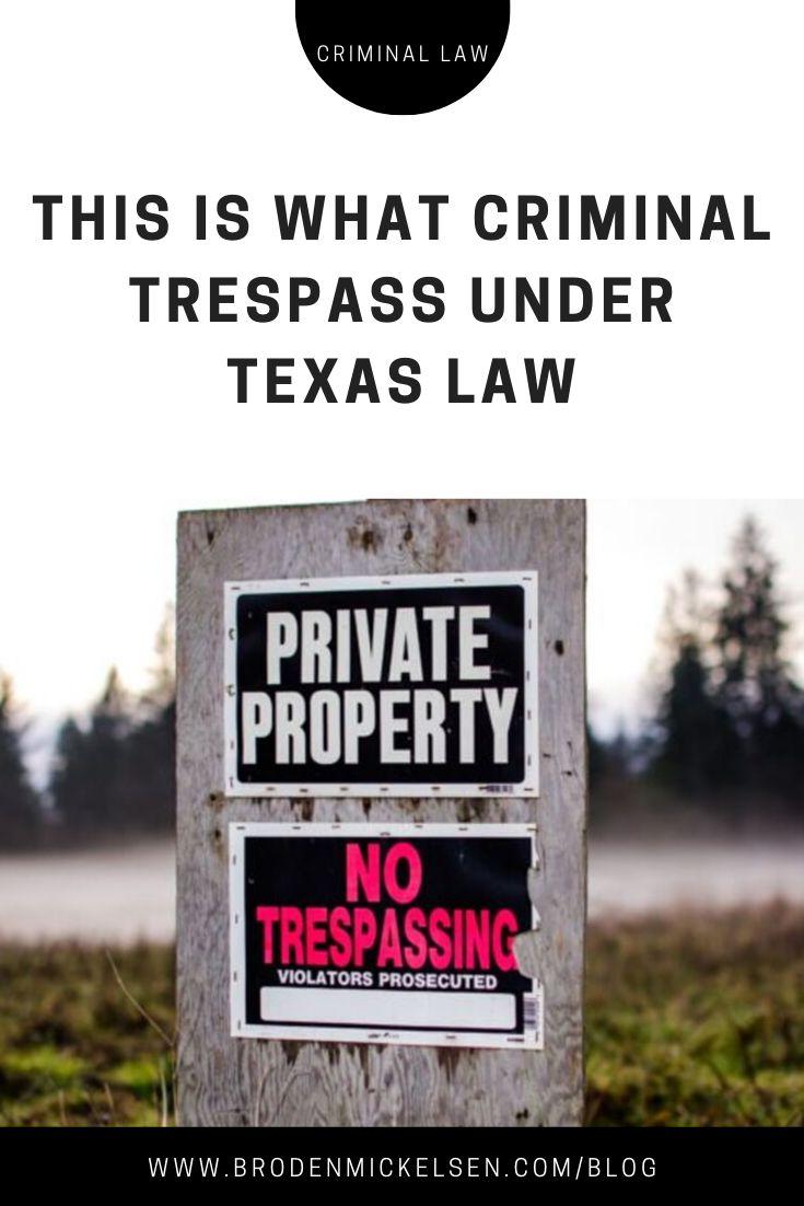 Defense attorney for crime cases explains texas criminal